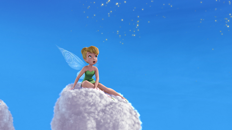 Tinker Bell And The Lost Treasure Never Land Nomenclature